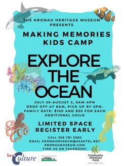 making memories ocean camp